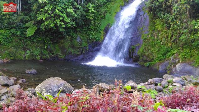 Tawsuvan Falls in Magpet, Cotabato