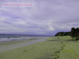 Foto Pantai Dreamland Di Bali