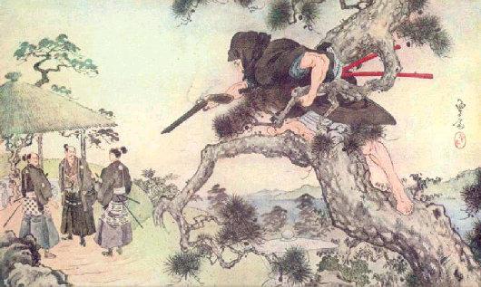 shinobi attempt on assassination