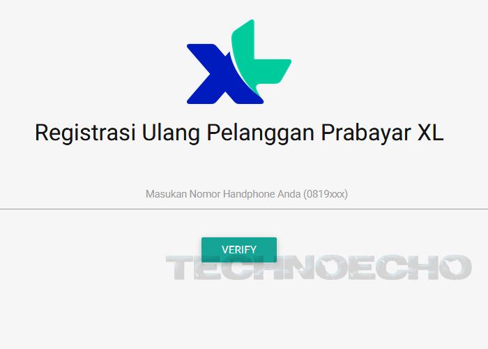 Cara Registrasi Ulang Kartu Prabayar Indosat, Tri, Simpati, XL Dan Smartfren  TechnoEcho