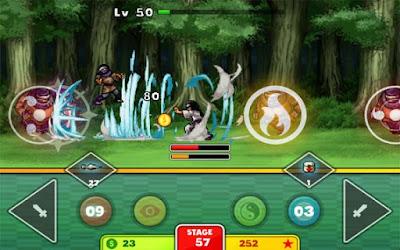 Neji Ninja Storm Mod Apk