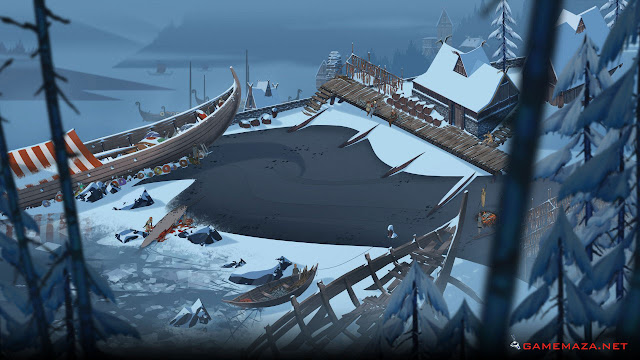 The Banner Saga Gameplay Screenshot 4