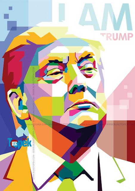WPAP Donald Trump