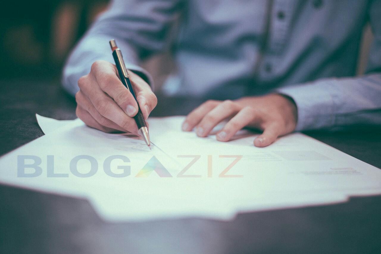 Contoh Surat Lamaran Kerja Tulisan Tangan, dan Cara Membuat