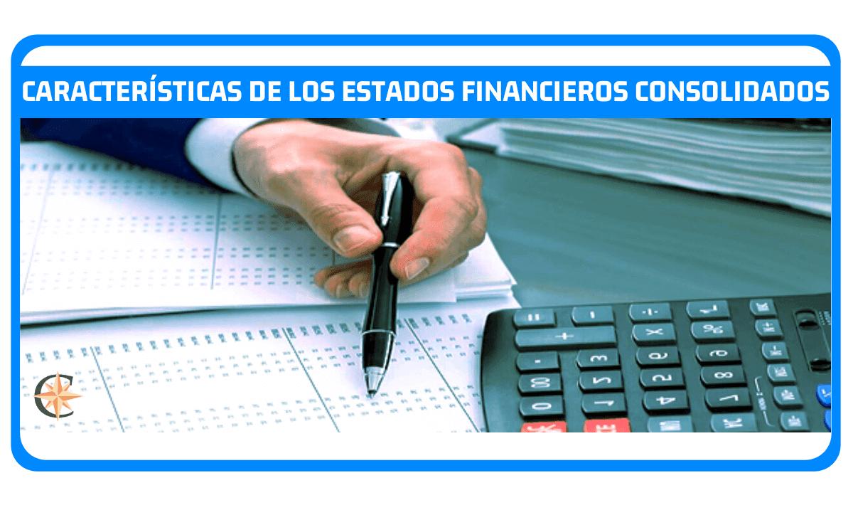 Características de los Estados Financieros Consolidados