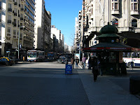Kiosko, Montevideo, Salvo, independencia, Artigas, paisaje