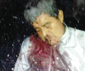 Ejecutan a doctor Fernando Vidal Flores médico del IMSS en Ixtaczoquitlán