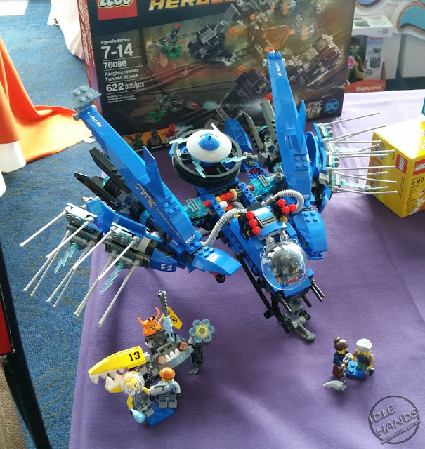 Sweet Suite 2017: LEGO Ninjago Movie Lightning Jet