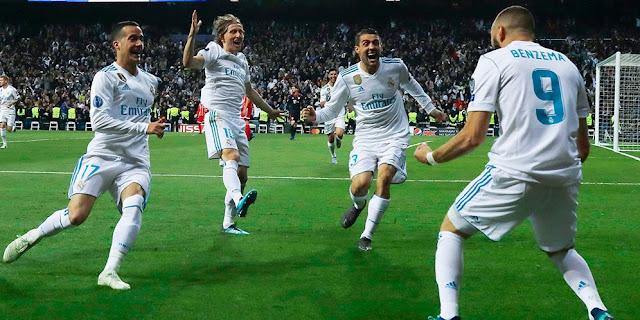 Video Cuplikan Gol Real Madrid 2-2 Bayern Munchen | Leg 2 Semifinal Liga Champions