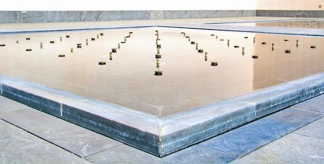 Una visita al Museo de Arte Islámico de Doha Terraza