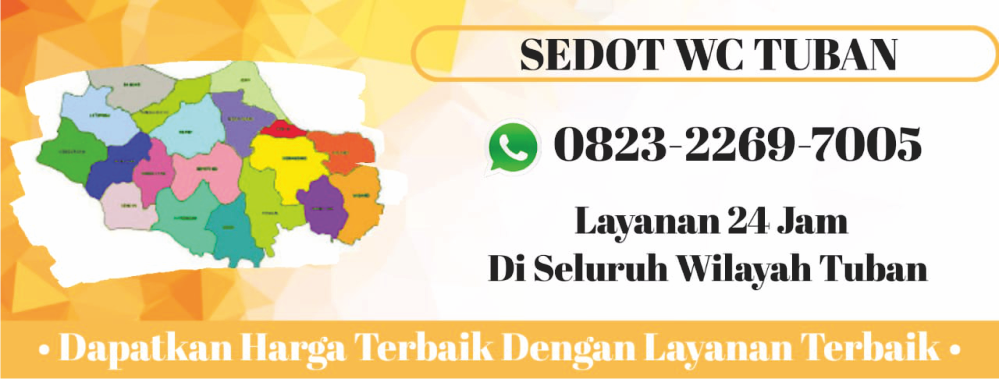 Jasa Sedot WC Tuban