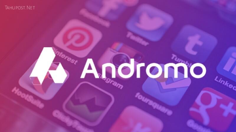 Logo, Gambar Andromo.com