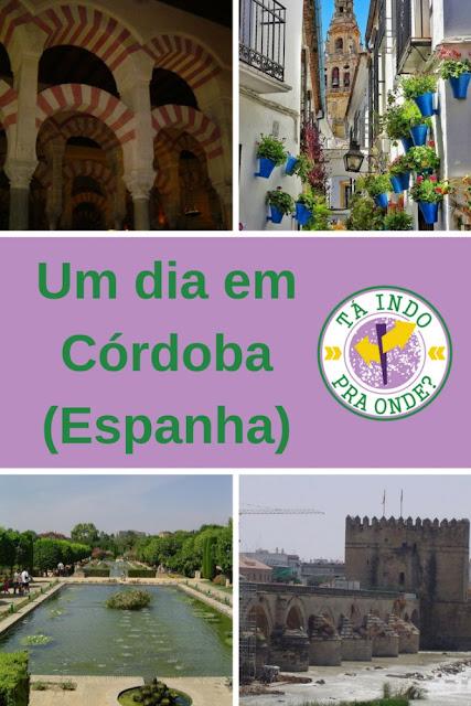 O que fazer em Córdoba (Espanha) em 1 dia?
