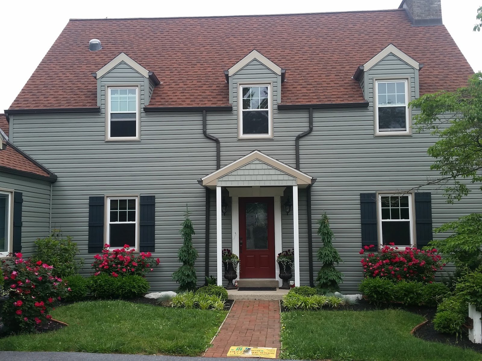Jp Construction Services Different Mastic Siding Colors