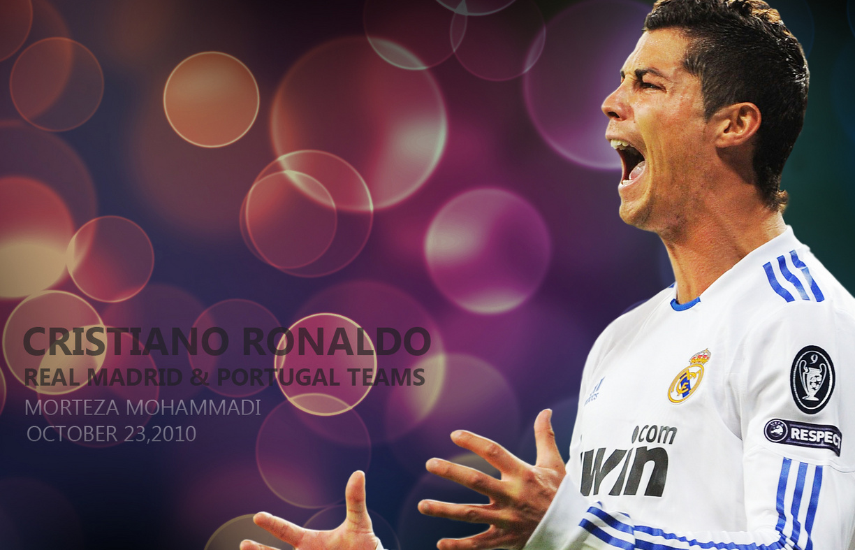 GARUDAS KNIGHT Christiano Ronaldo Wallpaper