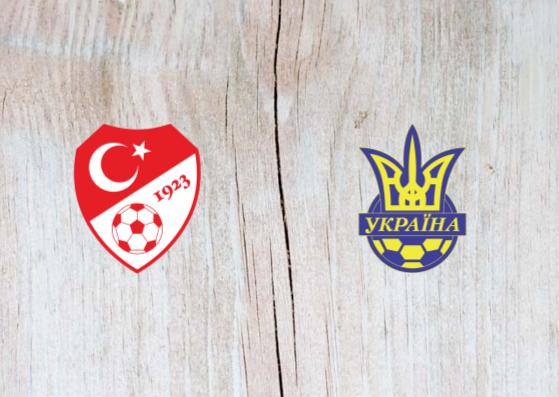 Turkey vs Ukraine - Highlights 20 November 2018