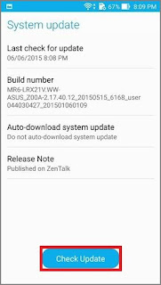 Asus kesannya secara resmi merilis Pembaruan Sistem  Cara Upgrade OS Android Zenfone 3 Series Ke Oreo 8.0