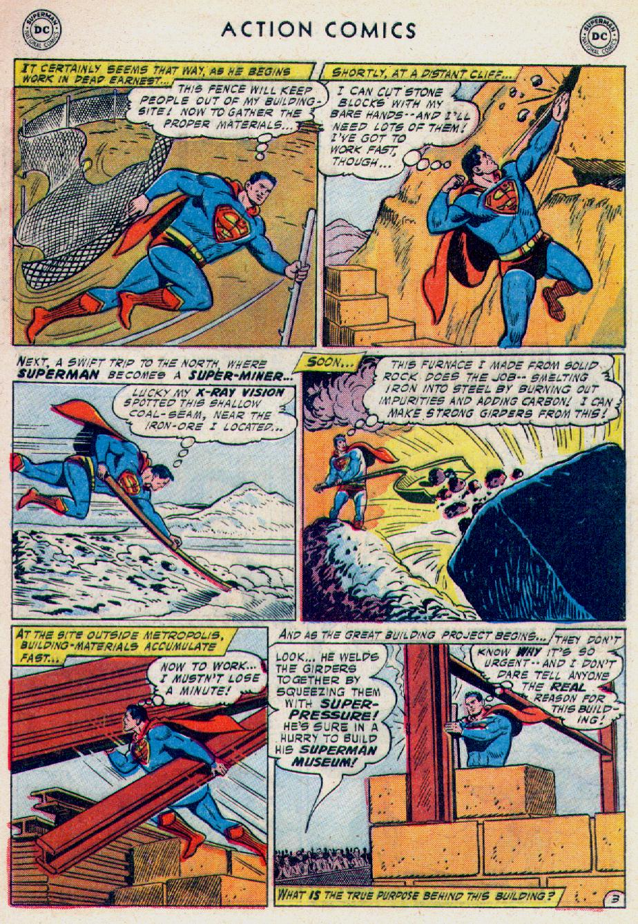 Read online Action Comics (1938) comic -  Issue #228 - 5