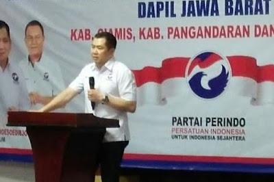 Siarkan kampanye Partai Perindo, empat stasiun TV diberi sanksi