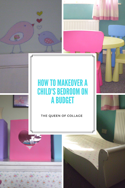 How to Makeover a Child's Bedroom on a Budget