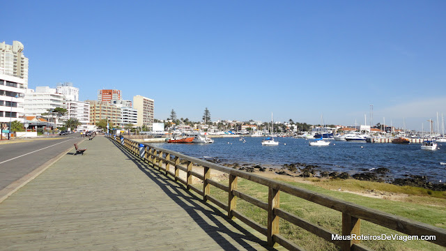Puerto de Punta del Este - Uruguai