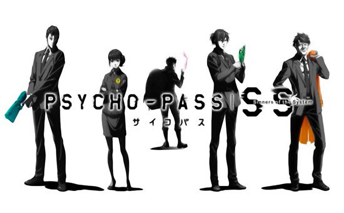 Phycho-Pass SS