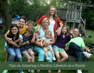Tips on Adopting Healthy Lifestyles as a Family