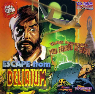Videojuego Escape from Delirium