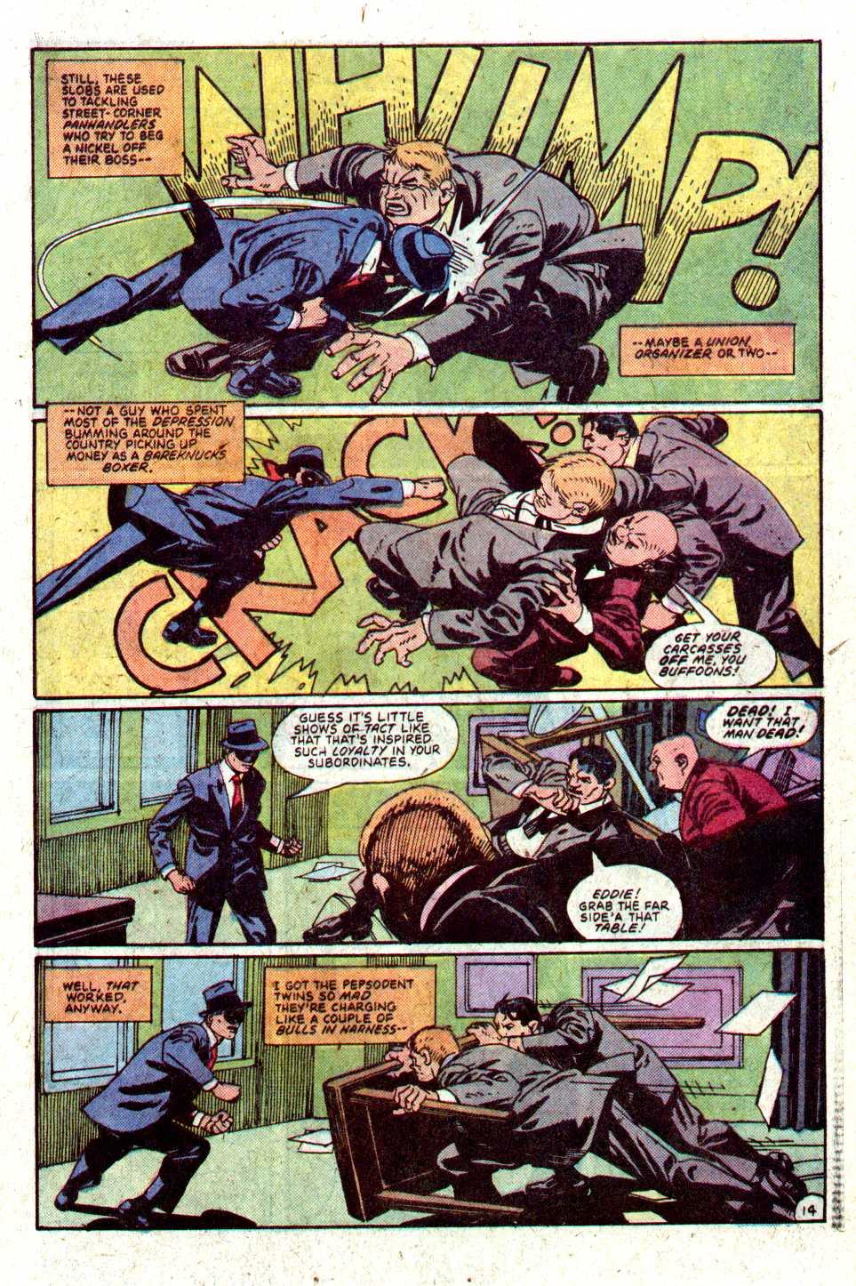 Read online Secret Origins (1986) comic -  Issue #28 - 37