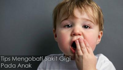 Obat Sakit Gigi Anak 3 Tahun, 4 Tahun, 5 Tahun, 6 Tahun, 7 Tahun paling Ampuh  secara Alami