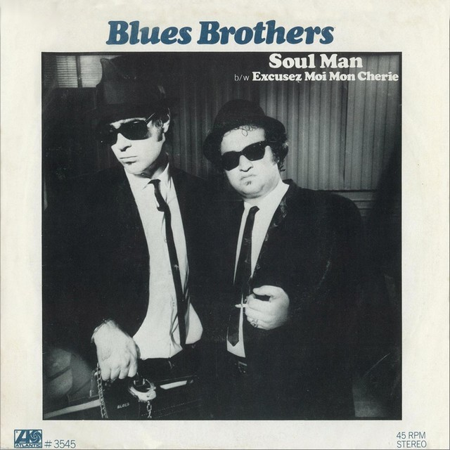 Soul man. Blues Brothers