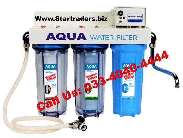 Aqua Water Filters Rawalpindi Islamabad