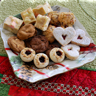 Christmas cookies - QuiltBee