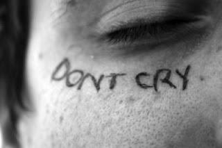 Výsledek obrázku pro dont cry