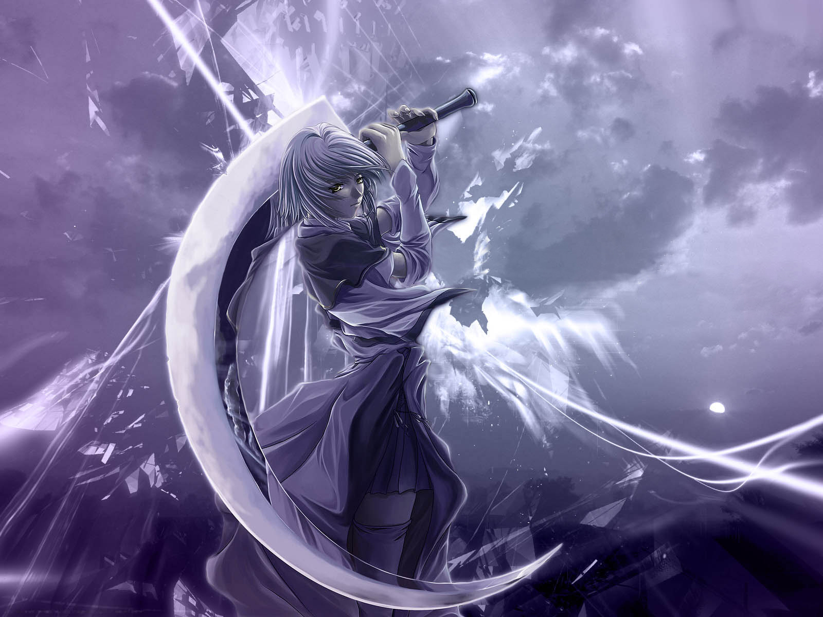 PC Wallpapers: Anime PC Wallpapers
