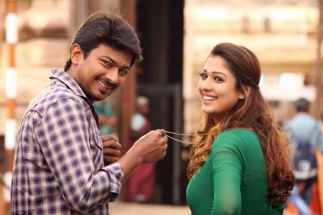 Tamil actress Nayanthara new movie stills