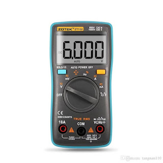 Zotek ZT102 Multimeter Digital