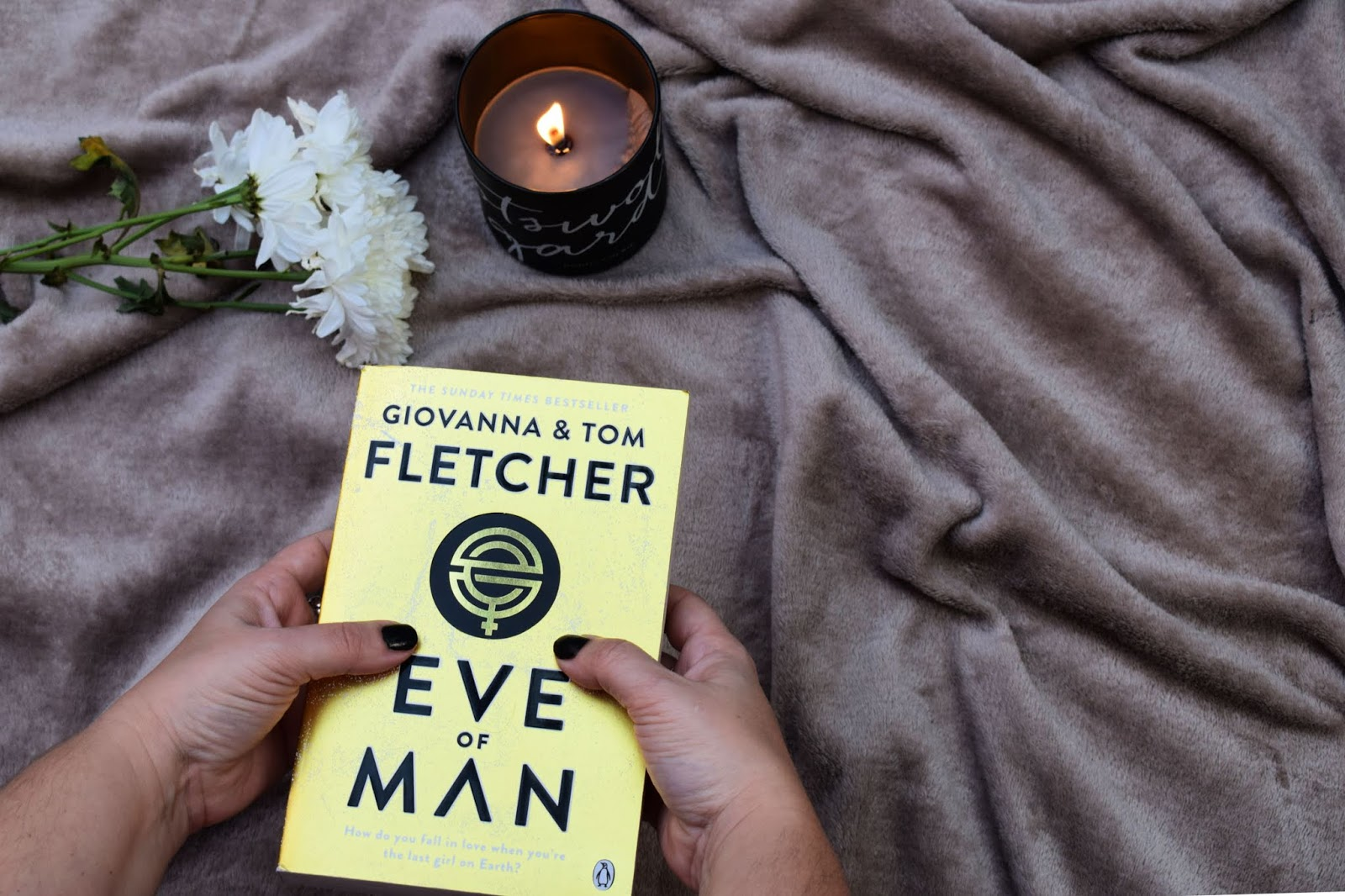 Book review Eve of Man - Giovanna & Tom Fletcher