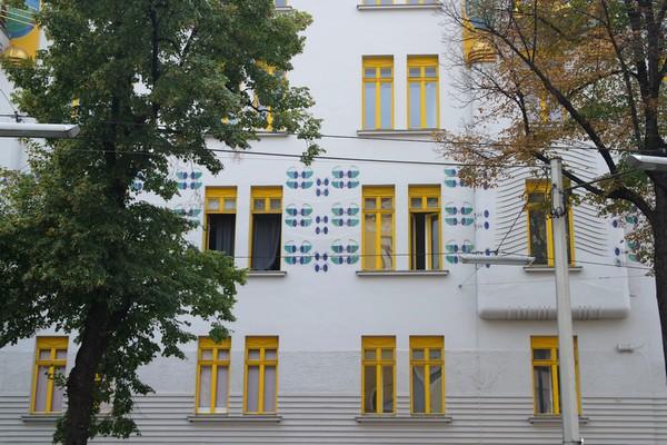 vienne vienna florahof margareten art nouveau