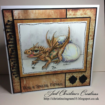 Morgan Fitzsimon Silvertrace Baby Dragon