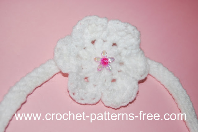 crochet baby headband free crochet patterns baby