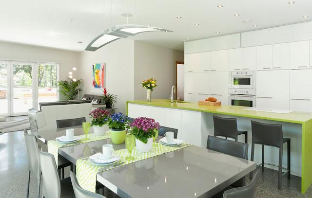 nội thất nhà bếp đẹp - mẫu số 2
