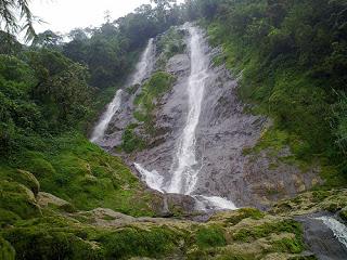 Sikarim Waterfall