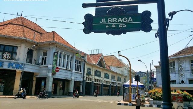 Jalan Brga Kota Bandung