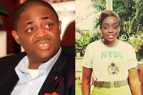Fani-Kayode reacts as 'picture' of Kemi Adeosun in NYSC uniform emerges