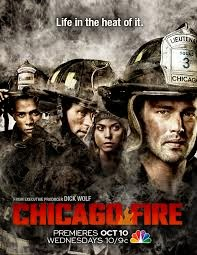 Chicago Fire Temporada 3 audio español