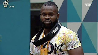 #BBNiaja: See The Main Reason Why Kemen Was Disqualified From The Big Brother Naija House