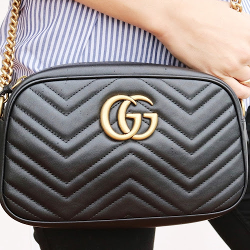 ac5b7d22b876 gucci camera bags whats in my bag gucci marmont camera bag review necessary  nothings