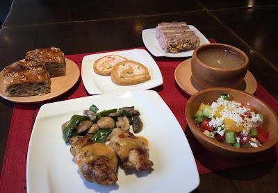 ネマニャ 横浜 セルビア料理