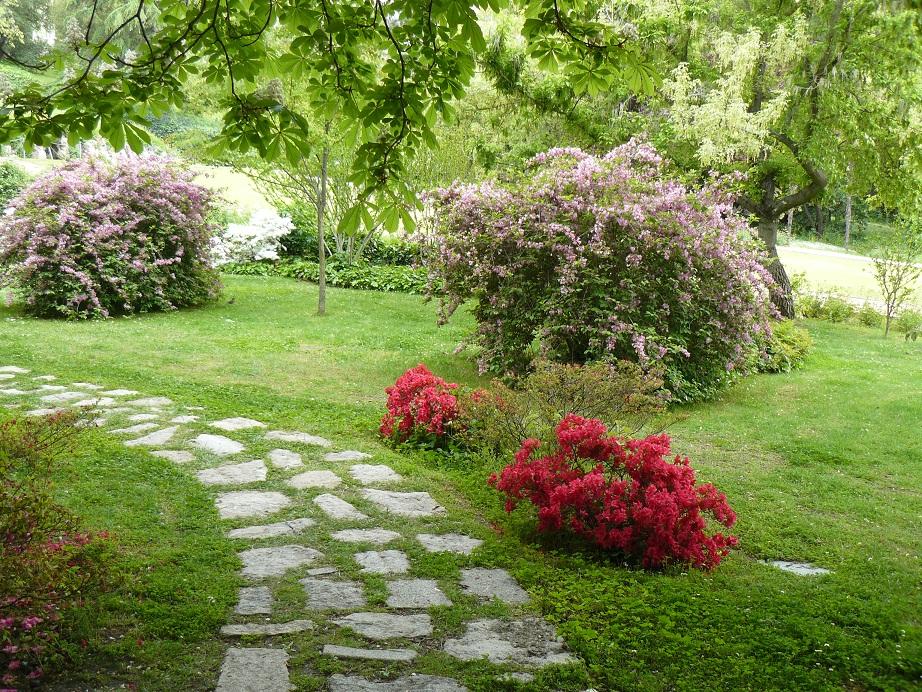 El zenobita el campo del moro jardines rom nticos en madrid for Jardines romanticos